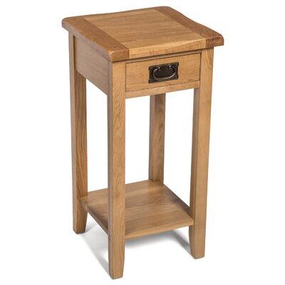 Hallowood Furniture Monchique Side Table