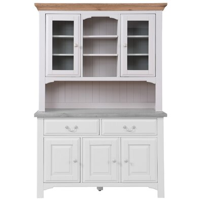 Hallowood Furniture Devon Dresser Top