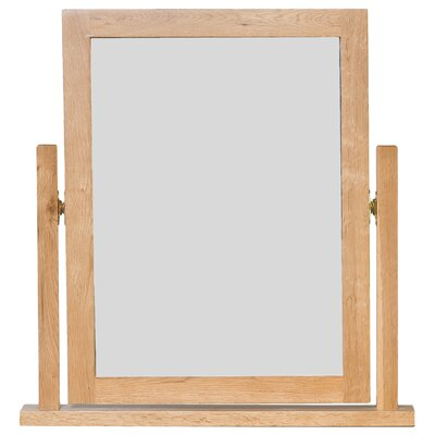 Hallowood Furniture New Waverly Rectangular Dressing Table Mirror