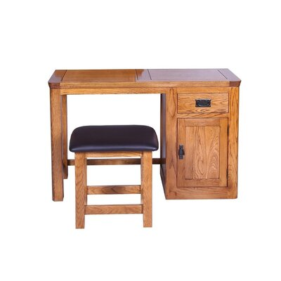 Hallowood Furniture London Dressing Table Set