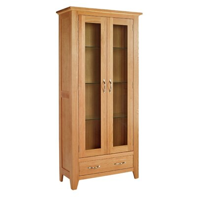Hallowood Furniture Camberley Display Cabinet