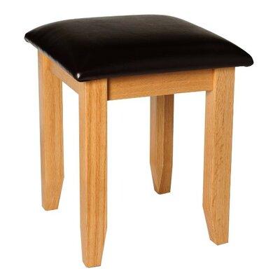 Hallowood Furniture Camberley Oak Dressing Table Stool