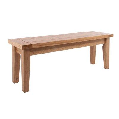 Hallowood Furniture Camberley Oak Bench