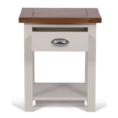 Hallowood Furniture Ascot Side Table