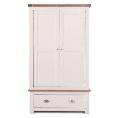 Hallowood Furniture Ascot 2 Door Wardrobe