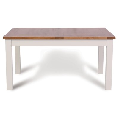 Hallowood Furniture Ascot Extendable Dining Table