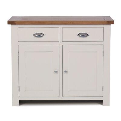 Hallowood Furniture Ascot 2 Door 2 Drawer Sideboard