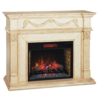 ClassicFlame Gossamer Infrared Electric Fireplace
