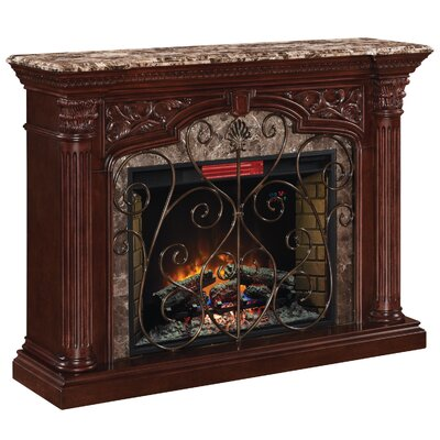 ClassicFlame Astoria Infrared Electric Fireplace
