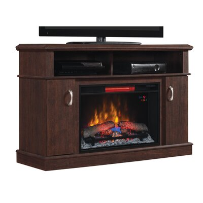"""ClassicFlame Dwell TV Cabinets for TVs up to 50"""" with Electric Fireplace"""