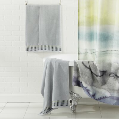 Morar 6 Piece 100% Cotton Towel Set