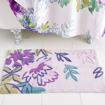 Ines Pink Area Rug