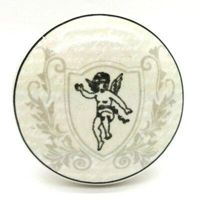 G Decor Cupid Door Knob