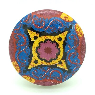 G Decor Mandala Door Knob