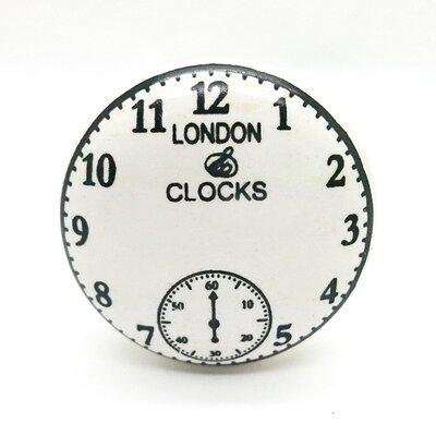 G Decor London Clocks Door Knob