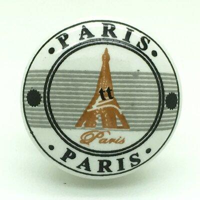 G Decor Paris Door Knob