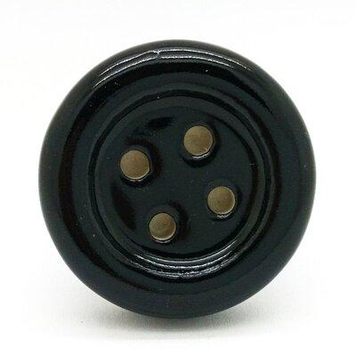G Decor Button Door Knob