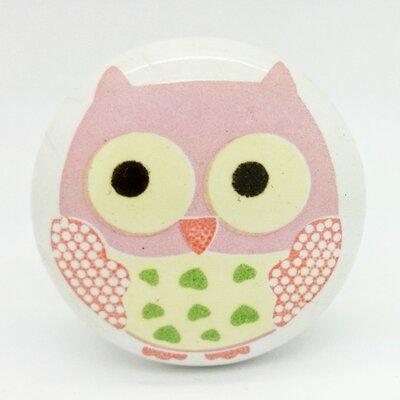 G Decor Owl Door Knob
