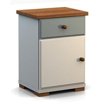 MebleSosno Nachttisch Vinci mit Schublade