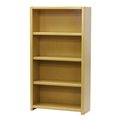 Zak Standard Bookcase Finish: Yellow