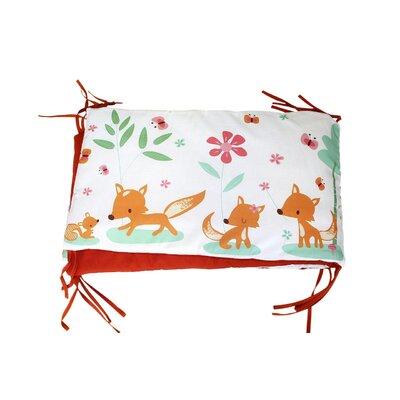 MilleMarille Bettnestchen Sweet Foxes