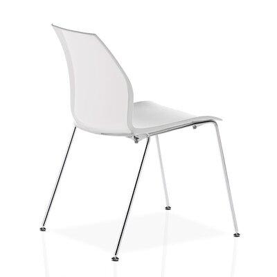 Vortex 4 Leg Guest Chair Seat Color: White