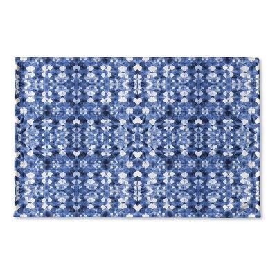 Janis Mirror Flat Weave Bath Rug