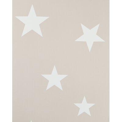 Hibou Home Stars 10m L x 52cm W Roll Wallpaper