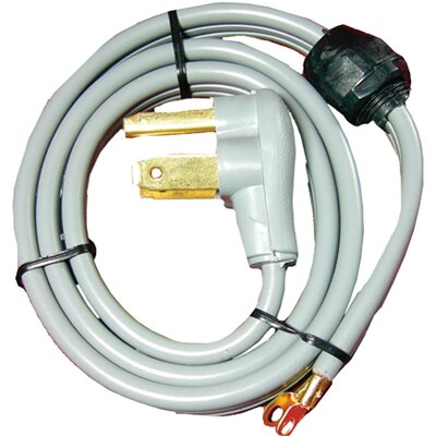 4' Universal Quick Connect Dryer Cord