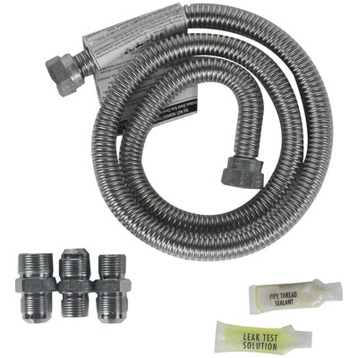 Universal Washing Machine/Dryer Installation Kit