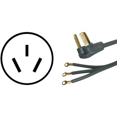 Universal Range Power Cord