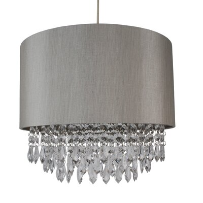 First Choice Lighting 35cm Drum Lamp Shade