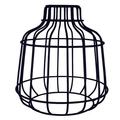 First Choice Lighting 18cm Metal Wire Novelty Lamp Shade