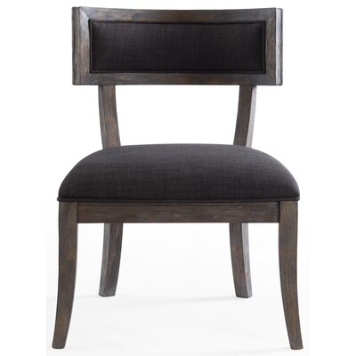 Julian Joseph Bale Solid Wood Upholstered Dining Chair