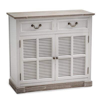 Maine Furniture Co. New England 2 Door 2 Drawer Sideboard