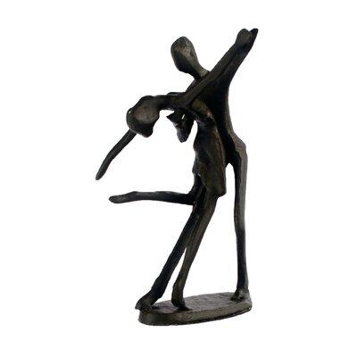 Elur Dancing Couple in Hold Figurine