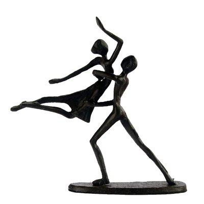 Elur Dancing Couple in Lift Figurine