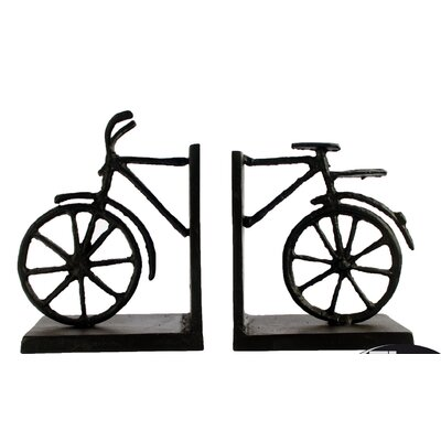 Elur Bicycle Bookends