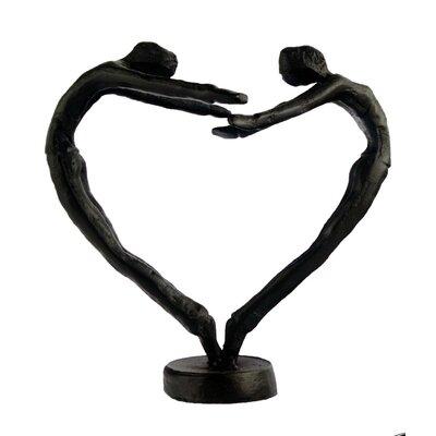 Elur Heart Couple Figurine
