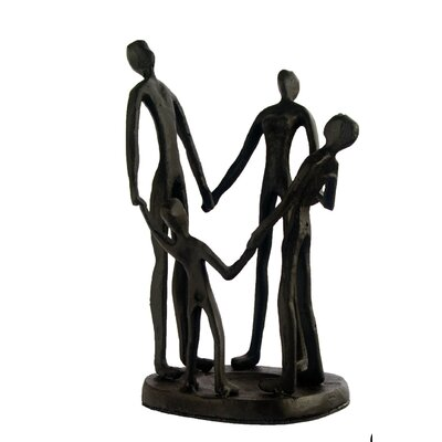 Elur Family Circle Figurine