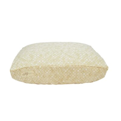 """Deluxe Stars Fitted Linen Bed Cover Size: Extra Large (7"""" H x 34"""" W x 42"""" L)"""