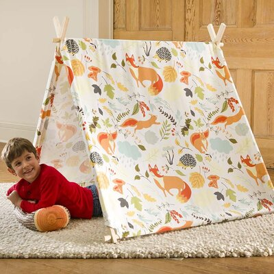 Forest Friends A-Frame Play Tent