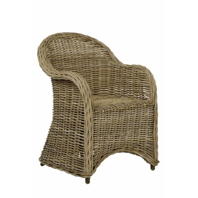 Old Basket Supply Ltd Colonial  Armchair