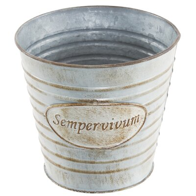 Old Basket Supply Ltd Chartwell Round Pot Planter