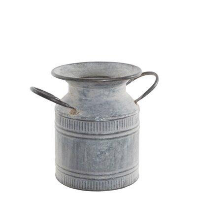 Old Basket Supply Ltd Metal Milk Churn