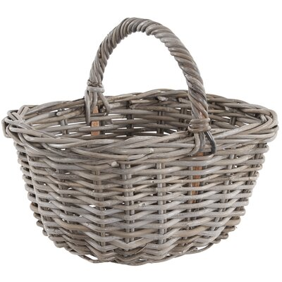 Old Basket Supply Ltd Rattan Shopper