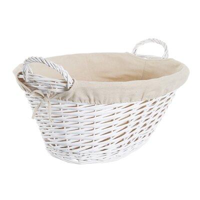 Old Basket Supply Ltd Laundry Lined Basket