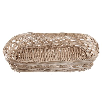 Old Basket Supply Ltd 4 Piece Willow Lattice Tray