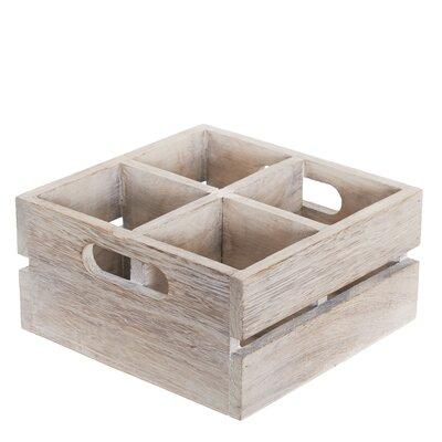 Old Basket Supply Ltd 4 Bottle Crate