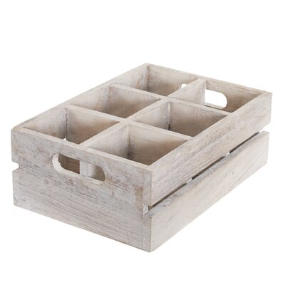 Old Basket Supply Ltd 6 Bottle Crate